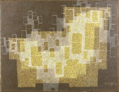 John Armstrong, 'Yellow Abstract'