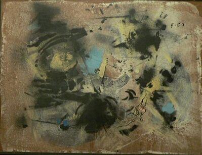 John Latham, 'Untitled', 1957