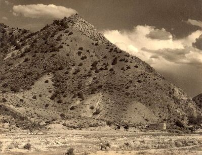 Paul Strand, 'Canyon of the Rio Grande 1930', 1930