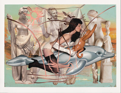 Jeff Koons, 'Antiquity 3', 2019