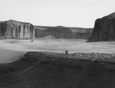 Paul Caponigro, 'Monument Valley, Utah', 1976