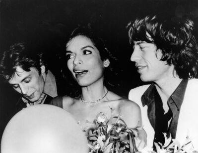 Rose Hartman, 'Baryshnikov, Mick & Bianca Jagger, Studio 54, 1977', 2021