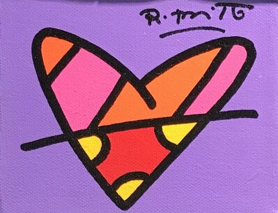 Romero Britto, 'From the alive ', 2014