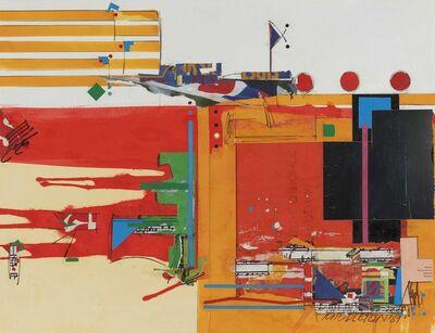 Sam Middleton, 'Master Class', 1989