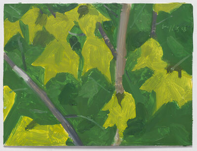 Alex Katz, 'Maple 1', 2008
