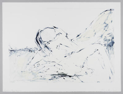 Tracey Emin, 'Kiss Me Please Kiss Me', 2015