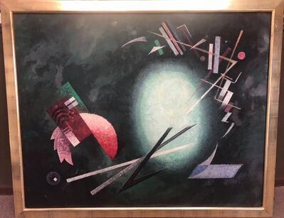 Rolph Scarlett, 'Green Universe', ca. 1936