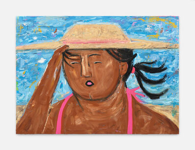 Monica Kim Garza, 'It sho is windy', 2020