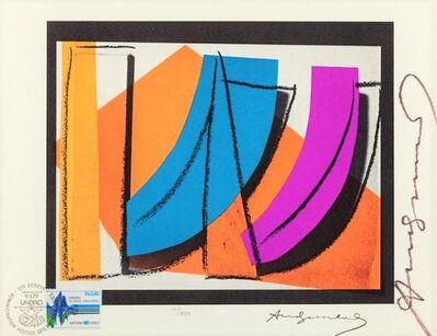 Andy Warhol, 'UN Stamp', 1979