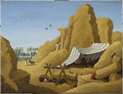 Ramiro Fernandez Saus, 'The Archeologist', 2020