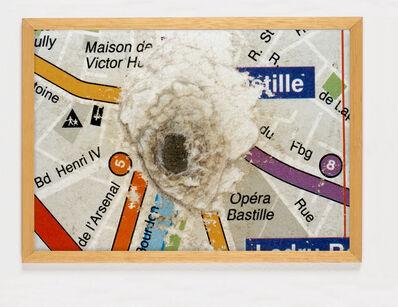 Paola Di Bello, 'La disparition, dettaglio Bastille', 1994-1995