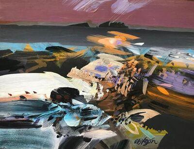 Alejandro Obregón, 'Detalles de un Océano ', ca. 1985