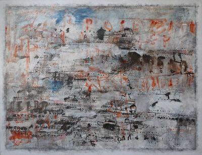 Uswarman, 'Mountain of hope ', 2014