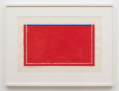 Jiro Takamatsu, 'Frame', 1982