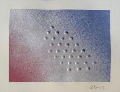 Enrico Castellani, 'Senza Titolo', 2012