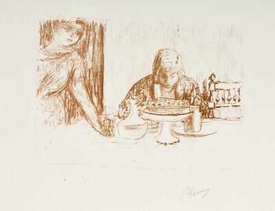 Pierre Bonnard, 'La Coupe et la Compotier', 1925