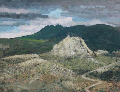 Albert Hadjiganev, 'Promontoire clair', 2021