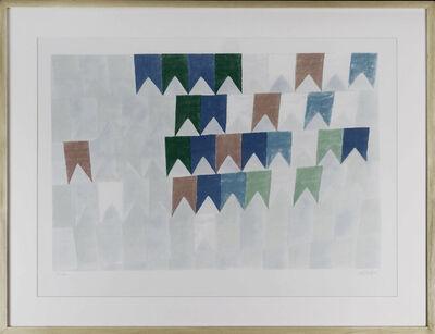 Alfredo Volpi, 'Untitled', 1970-1985