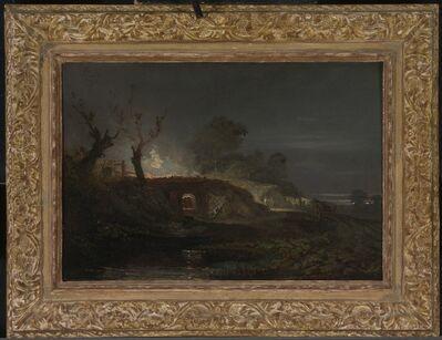J. M. W. Turner, 'Limekiln at Coalbrookdale', ca. 1797