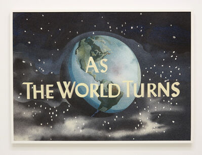 Cynthia Talmadge, 'As the World Turns', 2018