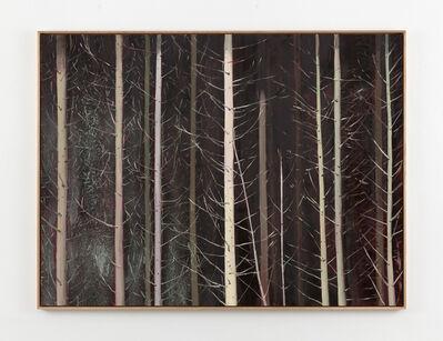 Anna Bjerger, 'Night Forest', 2020