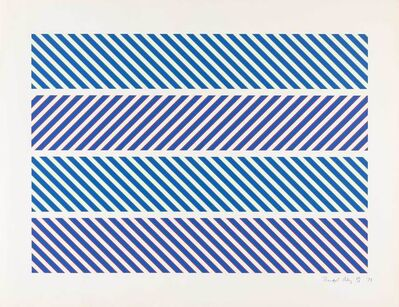 Bridget Riley, 'Untitled', 1973