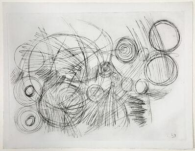 Ernst Wilhelm Nay, 'Vernis Mou III', 1959