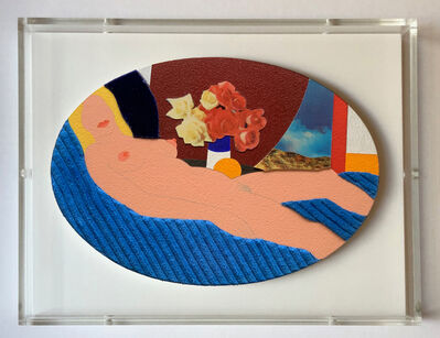 Tom Wesselmann, 'Nude Collage', 1970
