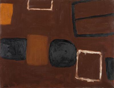 William Scott (1913-1989), 'Untitled (Composition n.30)', 1959