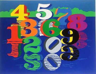Robert Indiana, 'Numbers (Sheehan, 111)', 1980