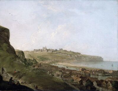 Richard Wilson, 'Dover Castle', 1746-1747