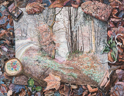 Deborah Poynton, 'Little Girl Lost 1', 2018