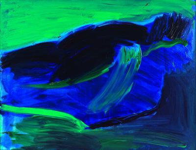 Şenol Yorozlu, 'Blundered Positions II', 1993