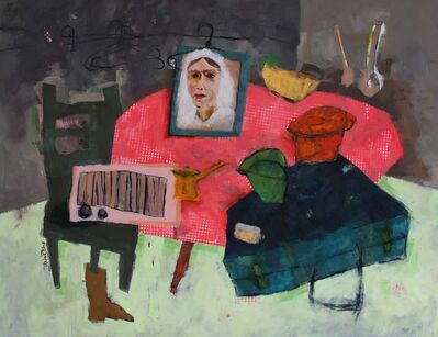 Ala' Hamameh, 'Memory Reunion 1', 2016