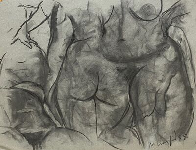 Nancy Lunsford, 'Nude Montage', 2012