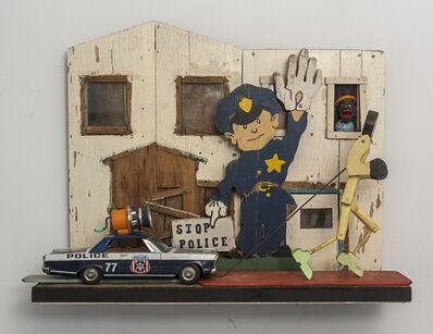 Kat Flyn, 'Stop Police', 2020
