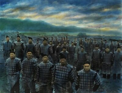 Chen Nong, 'Three Gorges #1 - part 4', 2010