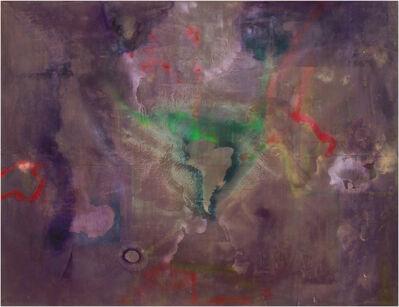 Frank Bowling, 'Polish Rebecca', 1971