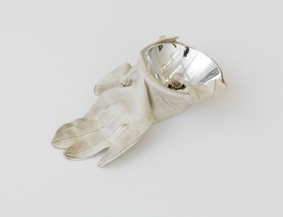 Jason Dodge, 'light and glove'