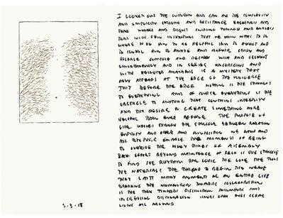 Edwin Schlossberg, '3.3.13', 2013