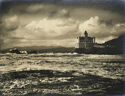 Willard Worden, 'Storm on the Ocean Beach', 1904