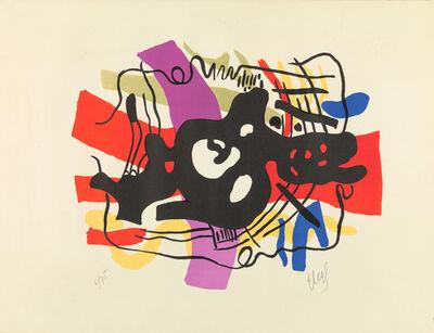 Fernand Léger, 'La racine noire (The Black Root)', 1948