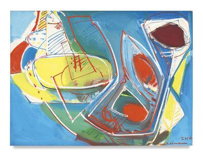 Hans Hofmann, 'Obliquité', 1947