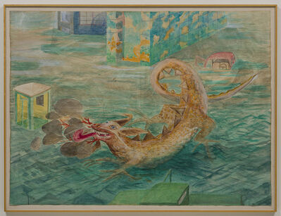 Charles Garabedian, 'Culver City Flood', 1976