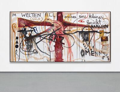Jonathan Meese, 'Kampf um Pluto', 2006