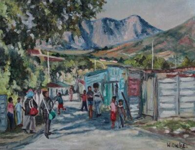 William Onker, 'The other Stellenbosch', 2019