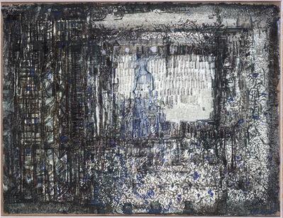 Maria Helena Vieira da Silva, 'Petit théâtre de verdure', 1972