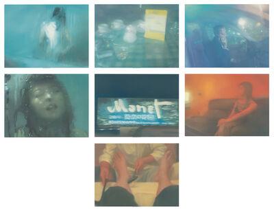 Yang Qian 杨千, 'Night Life in Beijing (set of seven)', 2005