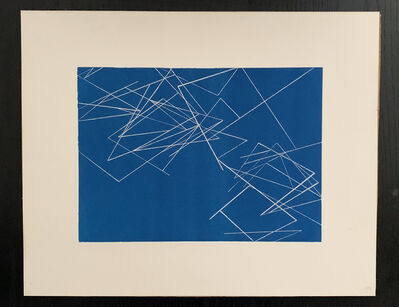 Clifford Singer, 'Geometrical Clouds', 1978