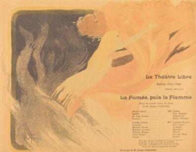Louis Abel-Truchet, 'La Fumée, puis la flamme', 1895
